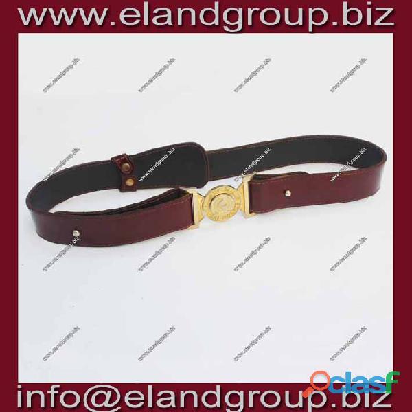 Shurta Dubai Leather Waist belt 0