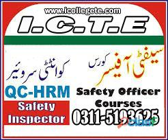 PSM Process Safety Management Level 3 UK International Certificate Course in pakistan 03115193625 8