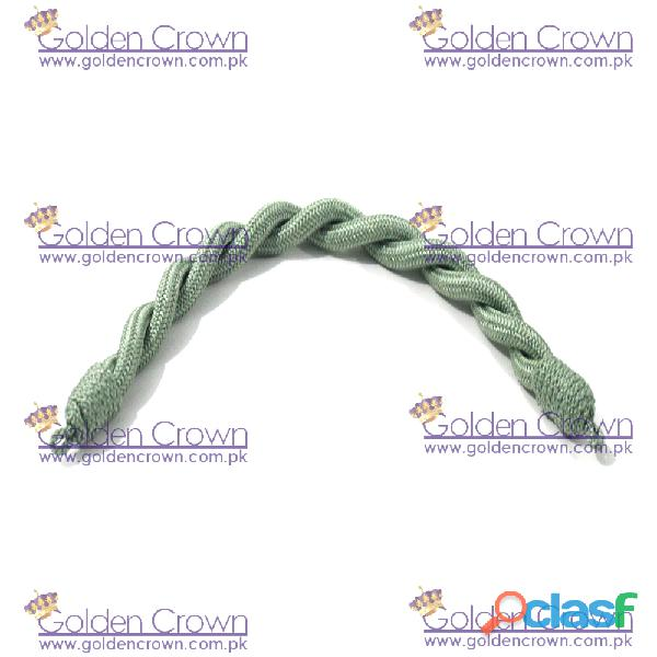 Military Officer Cap Cord Green 5