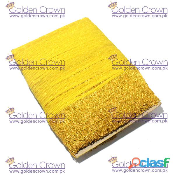 Metallic Gold Fringe Wholesale, Gold Fringe Suppliers 4