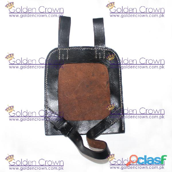 WWII Entrenching Tool Leather Cover 0