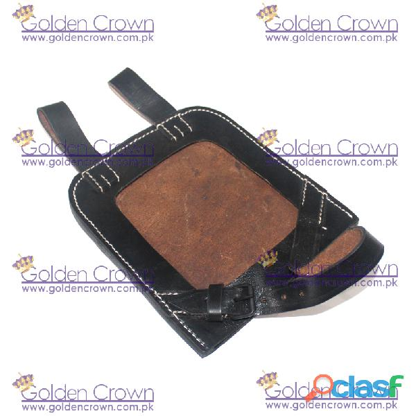 WWII Entrenching Tool Leather Cover 1
