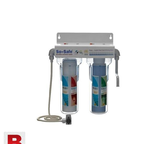 So~Safe Worlds Best water Filter system Last 0