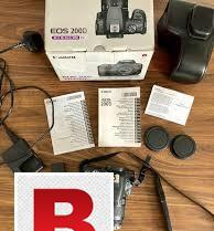 CANON 200D sealed in box 0