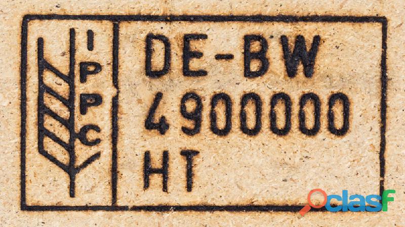 Euro Pallet 100 x 120 cm 1