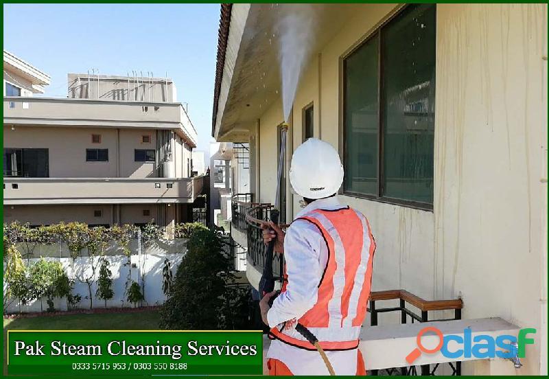 Window Glass Cleaning Services in Islamabad / Rawalpindi 0