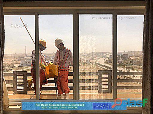 Window Glass Cleaning Services in Islamabad / Rawalpindi 4