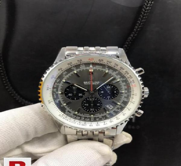 Breitling Navitimer Gray Dial Men's Watch 0