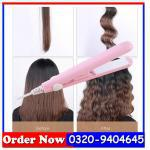 Mini Electronic Hair Straightener Mini Ceramic Electronic 0