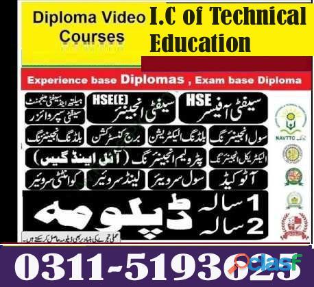 Rigger Level 4 Course in Rawalpindi Islamabad Pakistan 3