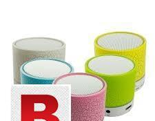 Bluetooth undefined Rechargeable Portable Speaker with 0