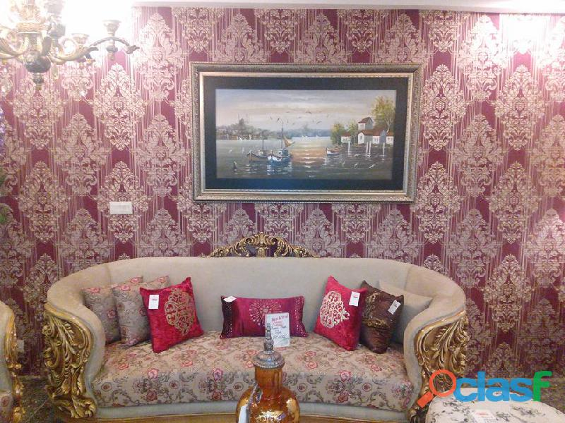 Wall papers in Allama Iqbal Town, Lahore 16