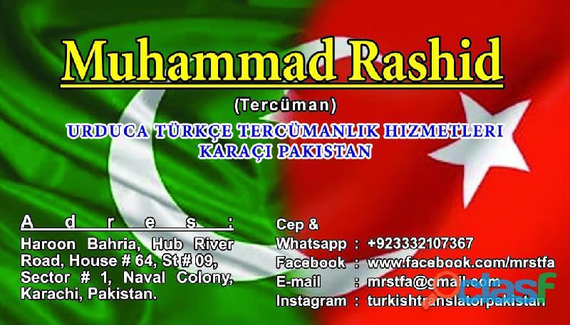 turkish translator interpreter karachi pakistan 3