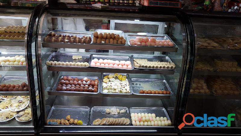 Bakery Display Chiller, Cake Counter, Cake Chiller, Bakery Counter 2