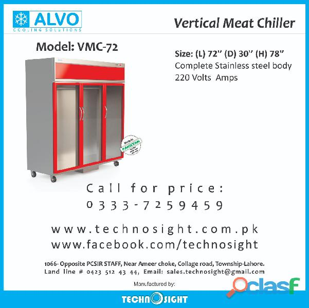 Chiller for Meat Display in Pakistan 3