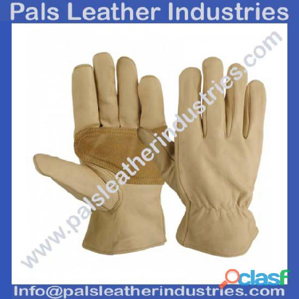 Working Gloves Leather supplier