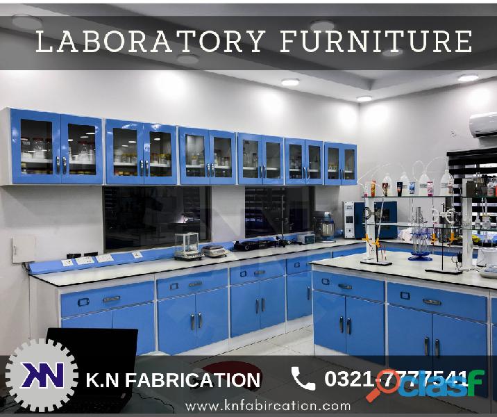 Laboratory furniture in pakistan
