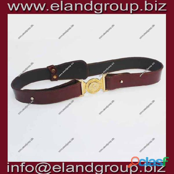 Shurta dubai leather waist belt