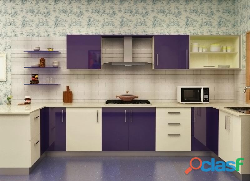 Brand New Kitchen Cabinets Manufacturer in Lahore 1