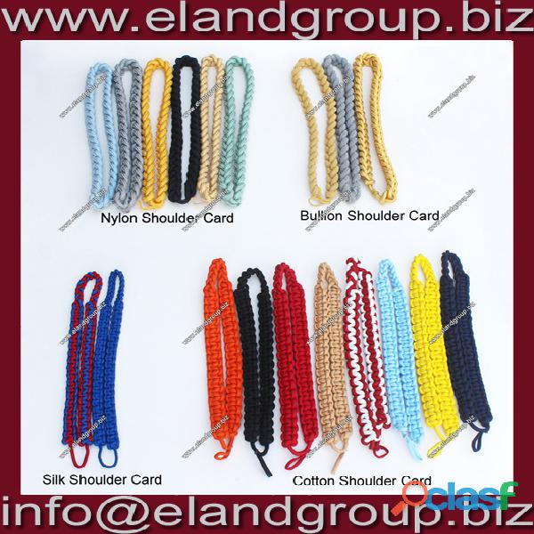 Braided Shoulder Cords