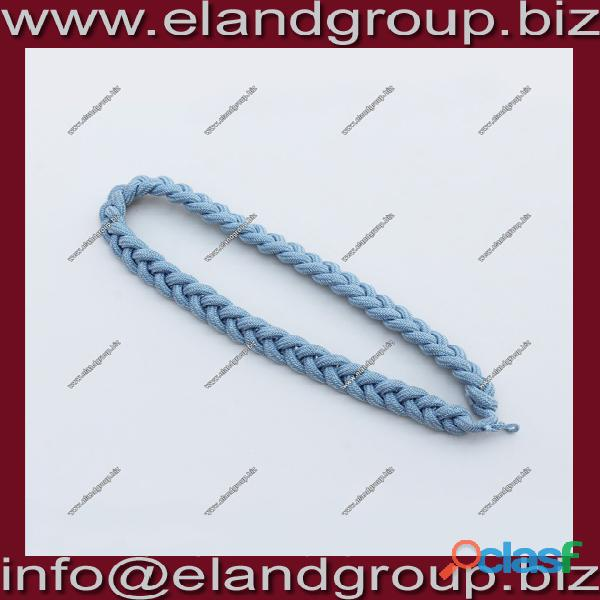Army Shoulder Cords Infantry Blue