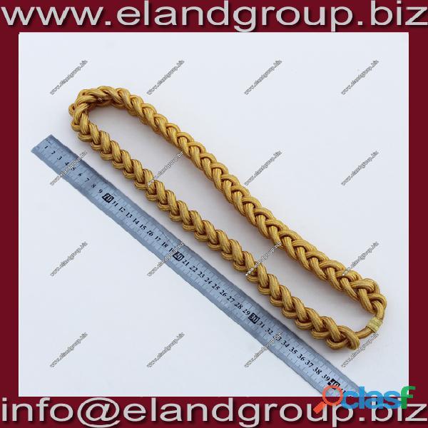 Army uniform shoulder cord