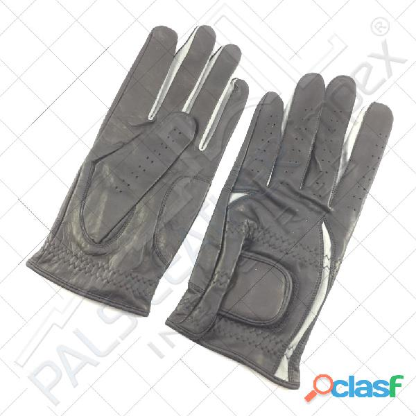 Black Golf Gloves