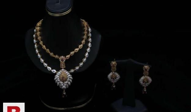 22k gold plated party set exclusively designed by mahreen's