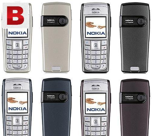 450 mobile phones nokia 6230 & 6230i available in bulk/450