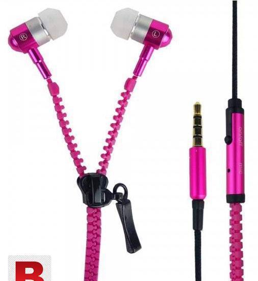 A.t alfa pink zipper heads free