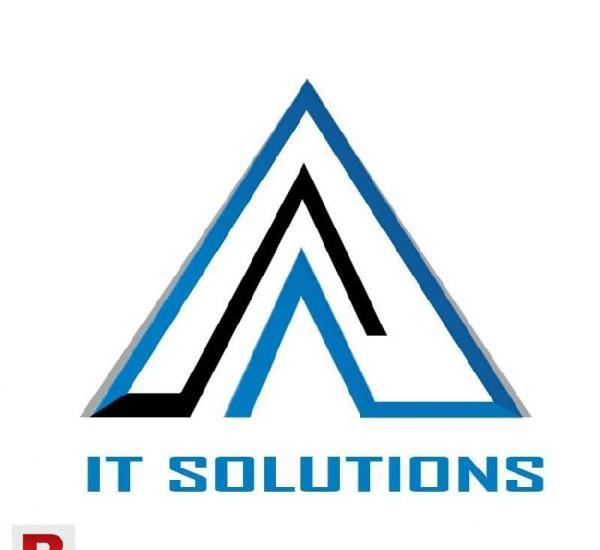 Aaa it solution team,website desingers develop web under