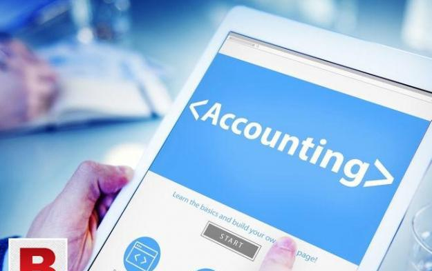 Accounting software accounts management system