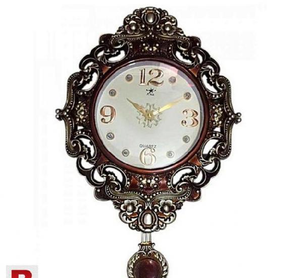 Alpha wall clock