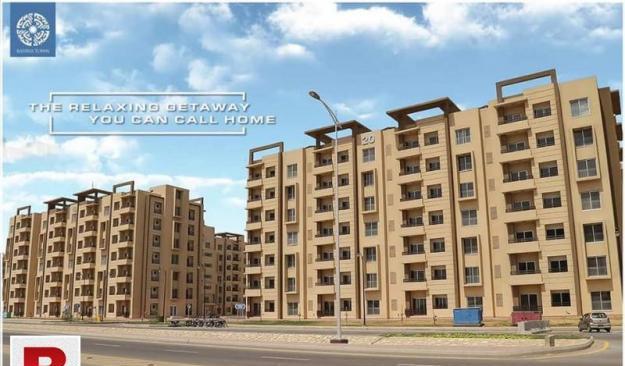 Bahria town karachi jinnah tower 2nd floor 2 bed apartments