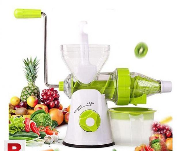 Best multi function manual juicer machine price in pakistan