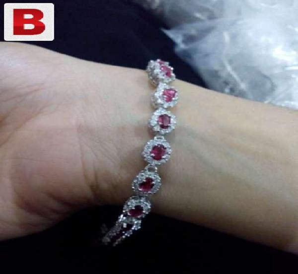 Bracelet silver 925 jewelry
