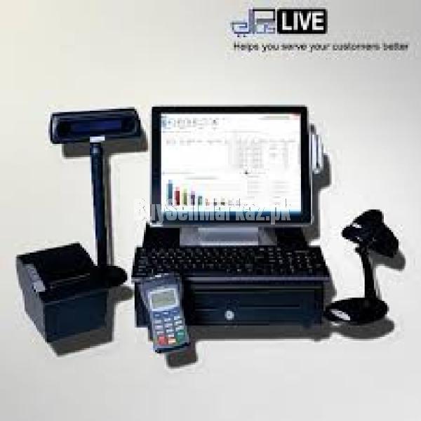 Cash & carry,marts & super stores pos software