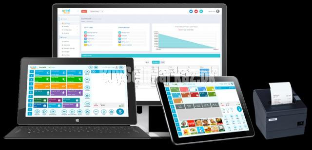 Cloud & web based point of sale software