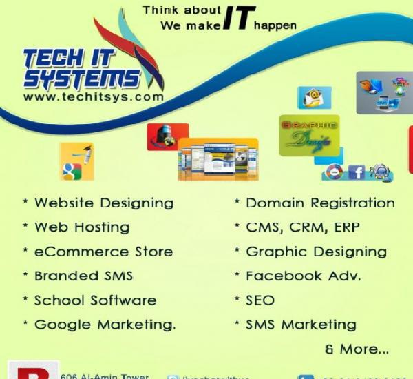 Complete it services under one roof