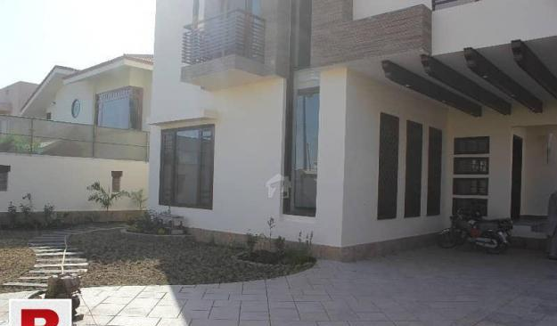 Dha defence phase 7 khyban 1000 yards new bungalow for sale