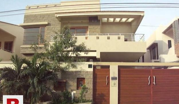 Dha defense phase 6 brand new fully furnished bunglow 600