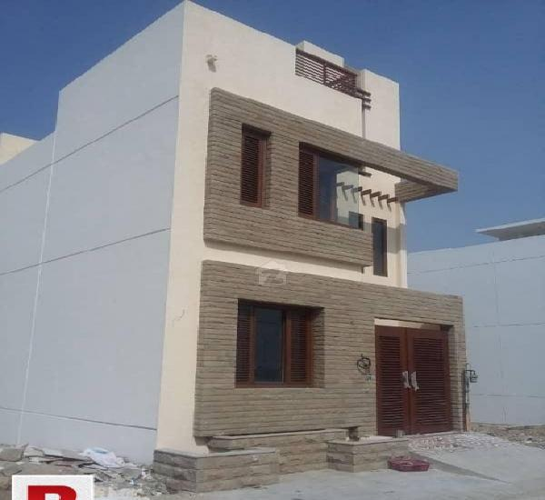 Dha defence phase 7 brand new 100 yards bungalow for sale