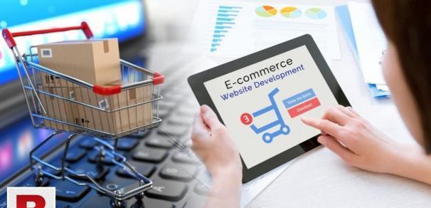 E-commerce online shopping website