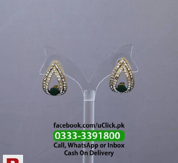 Ear tops classic green