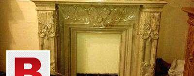 Fireplace And Coffee Table onyx