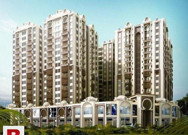 Flat city tower & shopping mall ground floor for sale