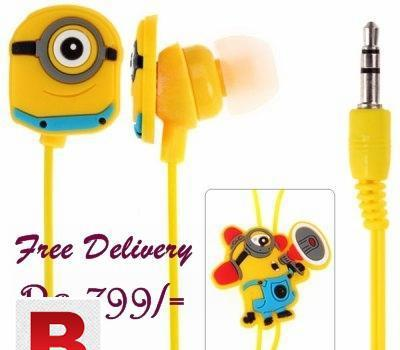 Free cash on delivery despicable me minion speaker style