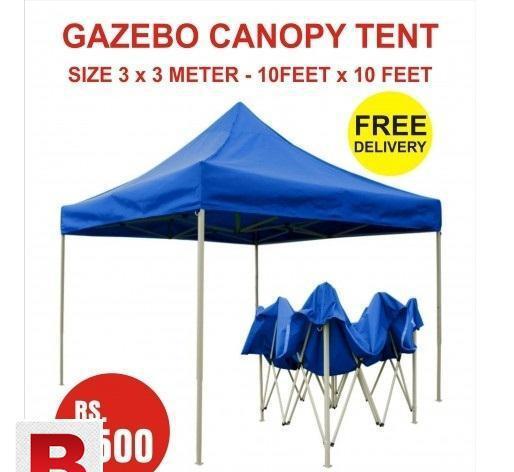 Gazebo tent folding picnic tent