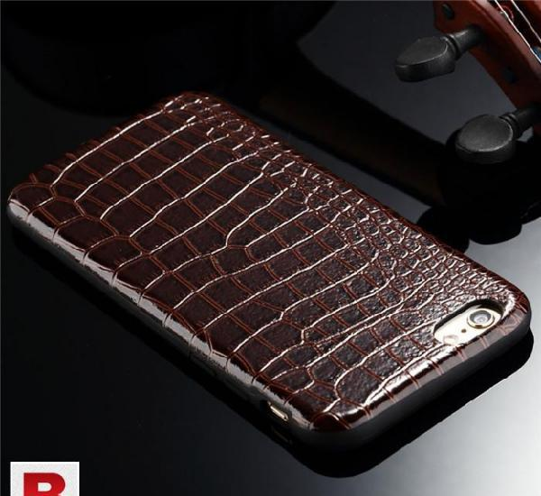Hot luxury leather skin pattern case for iphone 5 5s high