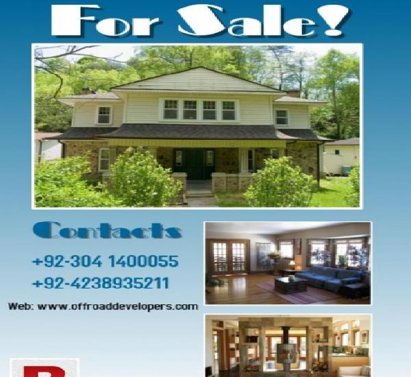 House for sale, eden value home lahore